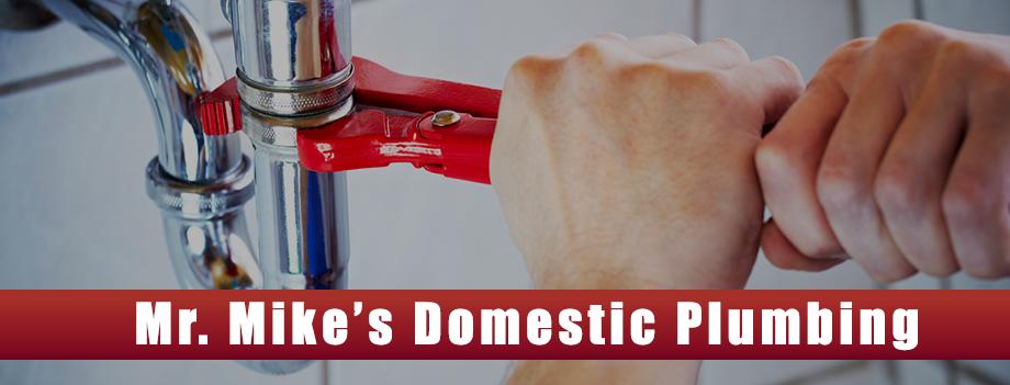 Domestic Plumbing Calgary