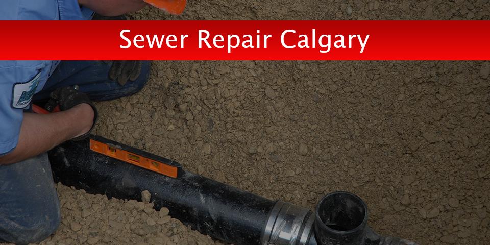 Sewer Repair Calgary