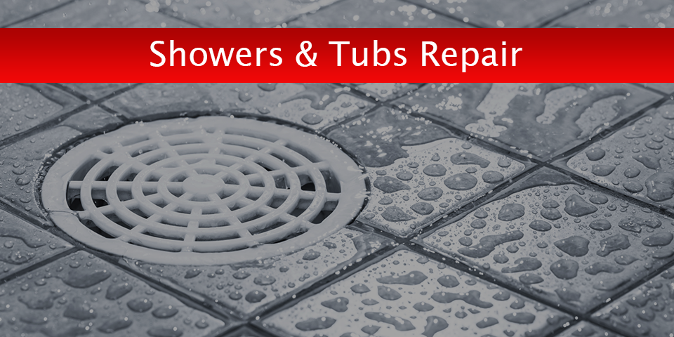 Shower Drain Repair Calgary