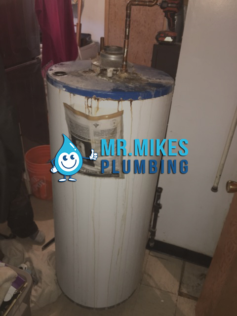 hot water tank repair Calgary