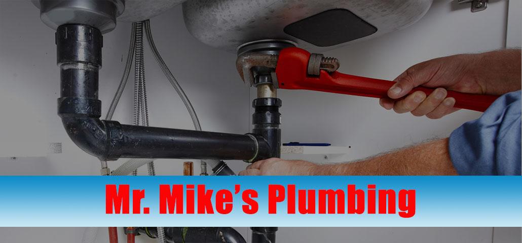 Doing Plumbing Repairs