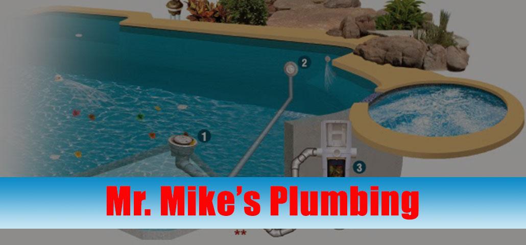 Plumbing for Swimming Pools