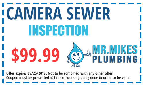 Camera Sewer Inspection