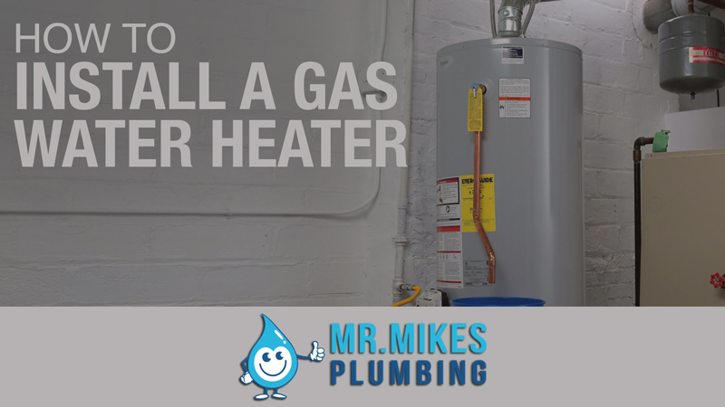 Gas Water Heater Calgary