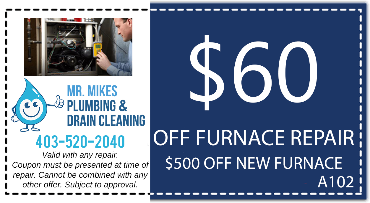 Furnace repair Coupon