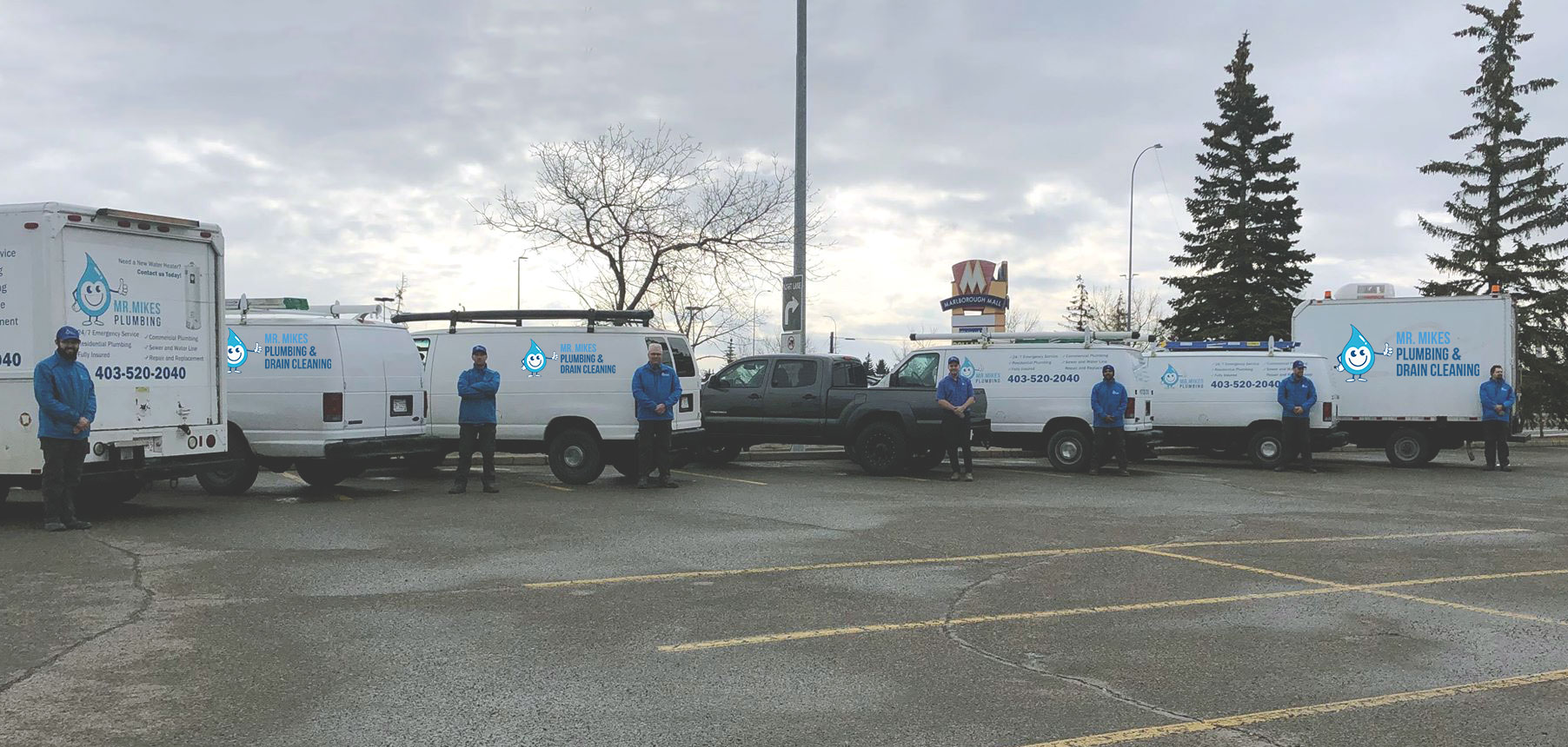 Mr. Mikes Plumbing & Drain Cleaning Calgary