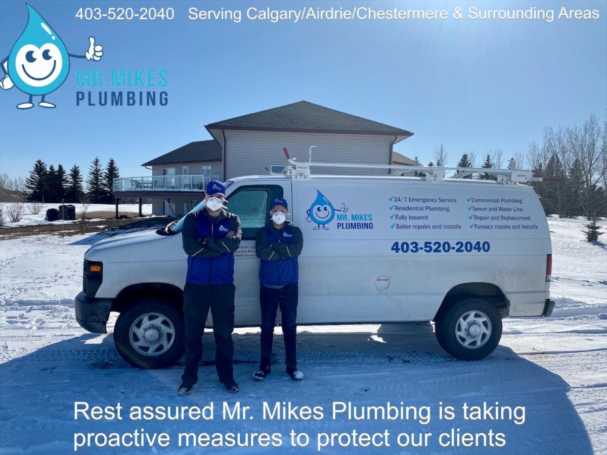 Mr. Mikes Plumbing taking proactive measure to protect clients